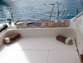 Charter Yacht SCARENA Available in the French Riviera this Summer