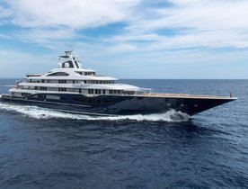 Lurssen TIS breaks record as largest yacht at Monaco Yacht Show