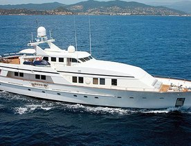 37 Metre Motor Yacht Passionata For Charter