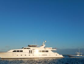 Charter Yacht 'Kelly Anne' Available In The Bahamas This Summer