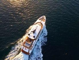 Luxury Yacht SAHANA Offers 10% Discount on Australian Charters
