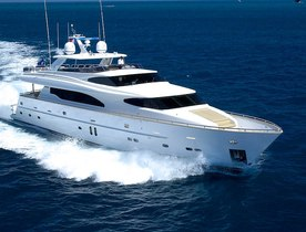 Summer Discount on Motor Yacht ANNABEL II