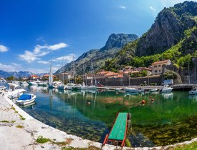 New Direct Flights to Tivat Make Montenegro Yacht Charters Even Easier