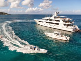 Superyacht TRENDING Joins The Charter Fleet