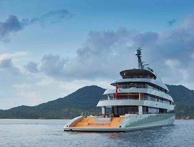 Feadship Superyacht SAVANNAH To Attend Fort Lauderdale International Boat Show 2016