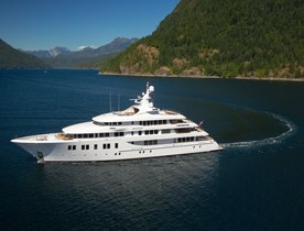 Charter Yacht INVICTUS in the Caribbean