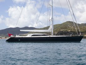 S/Y STATE OF GRACE Offers Special Rate in the Caribbean this April