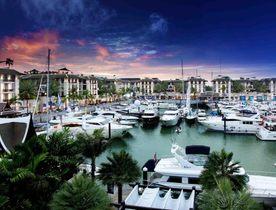 The 2014 Phuket Boat Show Begins