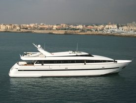 Superyacht 'Pas Encore' Special Offer in St. Tropez