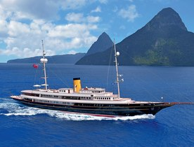 Charter Yacht NERO Reveals Availability Over New Year's in St Barts