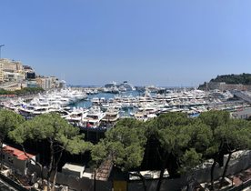 Live from day 2 of the Monaco Grand Prix 2018