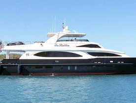 Motor Yacht Da Bubba Available for Charter This Winter