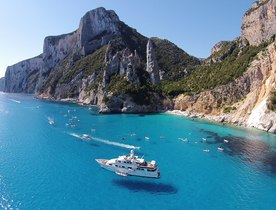 Luxury Yacht LIONSHARE Offers 10 Days for the Price of 7 in the Mediterranean