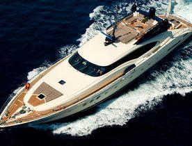 M/Y VANQUISH Reduces Rate for Monaco Historic Grand Prix