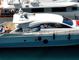 Summer Charter Offer on Motor Yacht JR