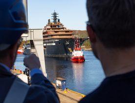 REV Ocean embarks on sea trials