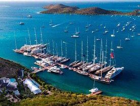 Loro Piana Caribbean Superyacht Regatta & Rendezvous Begins Today