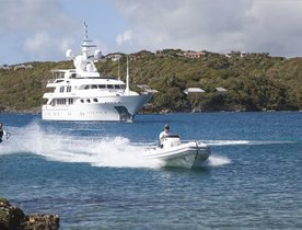 Superyacht STARFIRE To Attend The Fort Lauderdale International Boat Show 2016