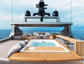 'Cacos V' Heads to France Renamed as Superyacht GIRAUD