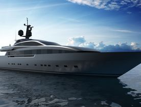 Baglietto reveals new images of 43M Fast HT yacht