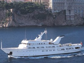 Charter Yacht ESMERALDA Available in the Mediterranean