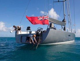 S/Y AEGIR New to the Charter Fleet
