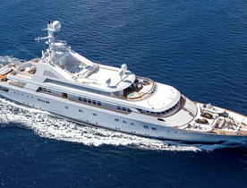 A First Look At The Major Refit Of Superyacht 'Grand Ocean'