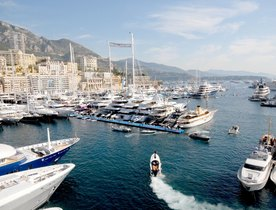 Day 2 at the Monaco Yacht Show 2016