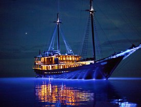 Charter New Superyacht DUNIA BARU in Indonesia