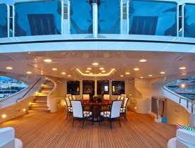 Superyacht ULYSSES Lowers Charter Rate