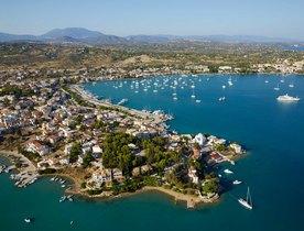 Construction Begins on Greek Superyacht Marinas