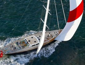 Sailing Yacht WHISPER Lowers Charter Rate for Remainder of Caribbean Season