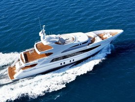 Superyacht Australis now available for Charter in South of France