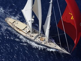 Sailing Yacht ATHOS Open for Winter Charters in South East Asia