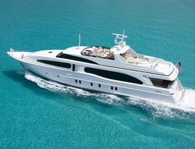 Heritage III Charter Yacht Available in the Bahamas