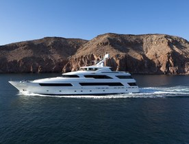 Mega Yacht ARIANNA - New England Charter Offer
