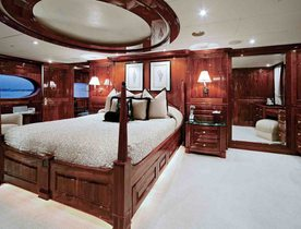 Luxury Yacht 'One More Toy' Lower Rate for February Charters in the Virgin Islands