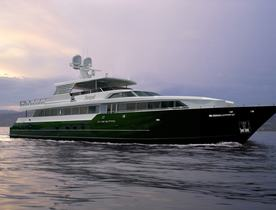 Luxury Motor Yacht SERQUÉ New to the Charter Fleet