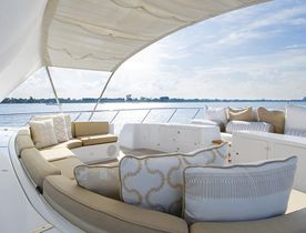 Superyacht INCOGNITO Offers Unmissable Thanksgiving Charter Deal