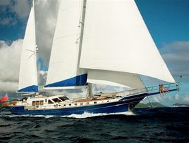 QUEEN SOUTH III in the Caribbean