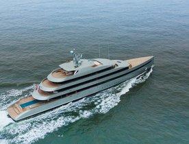 VIDEO - Feadship Superyacht SAVANNAH Sea Trials