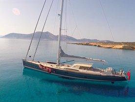 Sailing Yacht 'Mrs Marietta Cube' Joins Global Charter Fleet