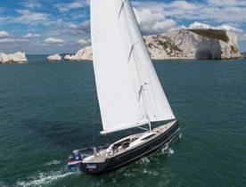 INUKSHUK Wins World Superyacht Awards Sailing Yacht of the Year 2014