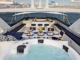 Motor Yacht 'Kelly Anne' Available for an Easter Escape to the Bahamas