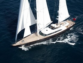 Sailing yacht PANTHALASSA available in Turkey from September