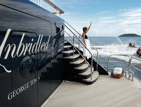 Charter Yacht UNBRIDLED To Attend The Monaco Yacht Show 2016
