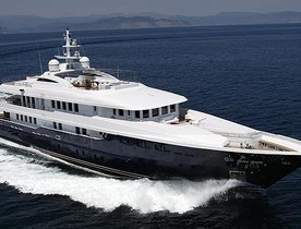 49m Motor Yacht O'Ceanos For Charter