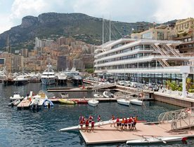 New Yacht Club de Monaco Officially Open