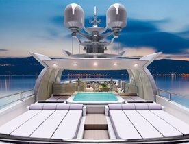 New 72m Superyacht 'O'Pari 3' Available for 2015 Greece Charters