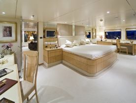 Superyacht TITAN has Late Availability in Croatia